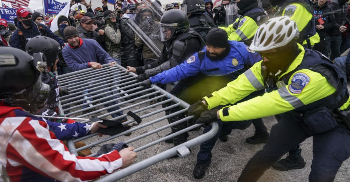 Security officials cast blame for failures before Capitol riot