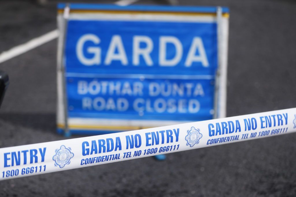 Man (20s) in serious condition after Wexford road collision