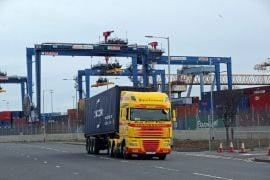 Stormont Minister Halts Construction Work On Brexit Inspection Posts At Ni Ports