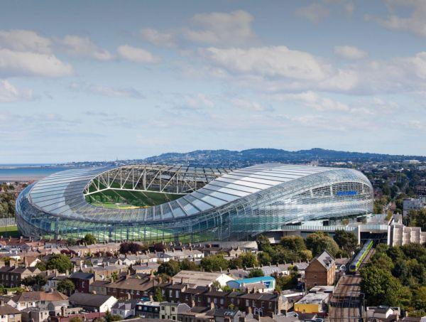 Roscommon Herald - FAI `` planifie '' les fans d'Aviva pour l'Euro 2020, déclare le chef - Foot 2020