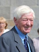 Taoiseach Remembers 'Giant Of Broadcasting' Mike Burns Following His Death