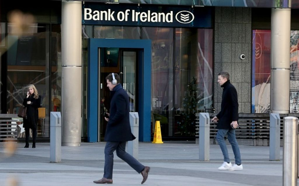 Bank of Ireland to close 103 branches across island