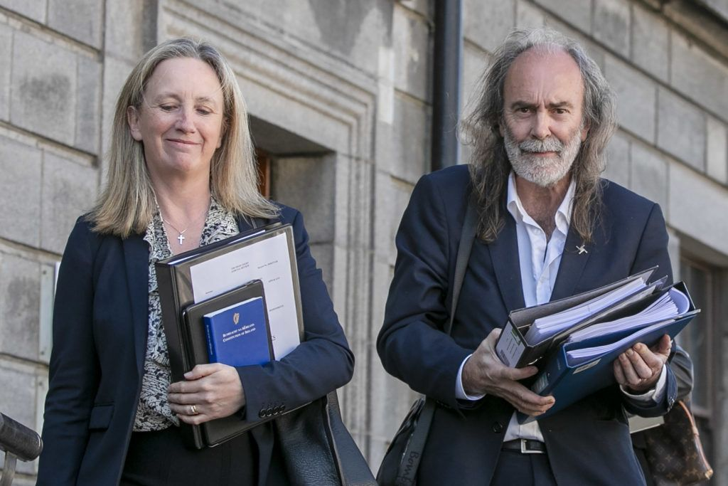 Gemma O'Doherty and John Waters must pay legal costs of Covid challenge
