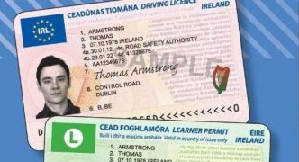 Over 71,000 Drivers Have Changed Uk Licences To Irish Due To Brexit
