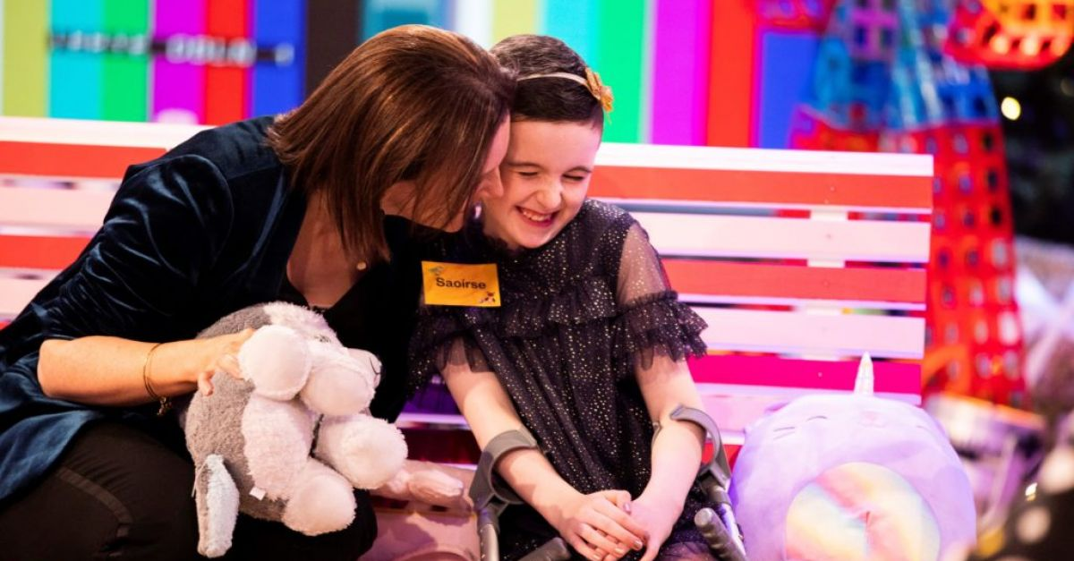 Details of €6 million raised during Late Late Toy show revealed | BreakingNews.ie