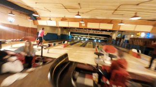 Bowling Alley Attracts Worldwide Viewers With Astounding Drone Video