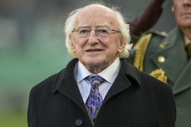President Higgins Calls For Covid Vaccines To Be Delivered To Poorer Countries
