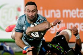 Leinster Cruise Past Zebre As Dave Kearney Scores A Hat-Trick