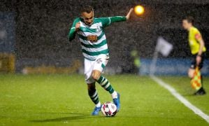 Graham Burke Signs Three-Year Deal With Shamrock Rovers
