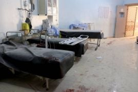 At Least Five Killed In Attack On Syrian Hospital