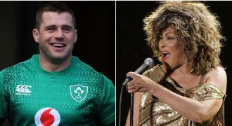 Cj Stander Receives Tina Turner Send Off As He Bids Farewell To Ireland Duty