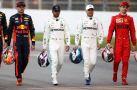 Bottas Shoots Down Speculation About A Mid-Season Move From Mercedes
