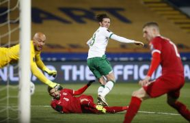Alan Browne Confident Republic Of Ireland Will Continue To Find The Net
