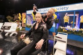 Jedward Shave Heads On Air As Late Late Show Raises €2.5M For Daffodil Day