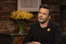 Shane Filan Opens Up On Grief Of Losing His Parents To Cancer