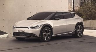 Kia To Deliver All-Electric Ev6 Crossover To Irish Showrooms This Autumn