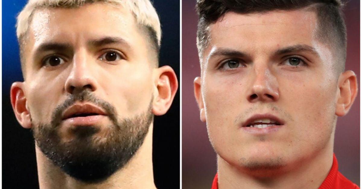 Barcelona, Madrid and Juventus chasing AgueroA | BreakingNews.ie