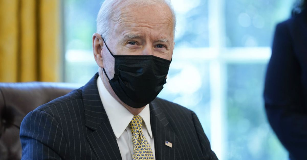 Republican governors ignore Biden's latest plea on mask mandates