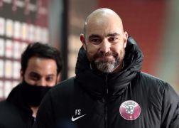 Coach Felix Sanchez Silent After Qatar Decline To Take The Knee