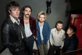 Fontaines D.c. Nominated For Brit Award