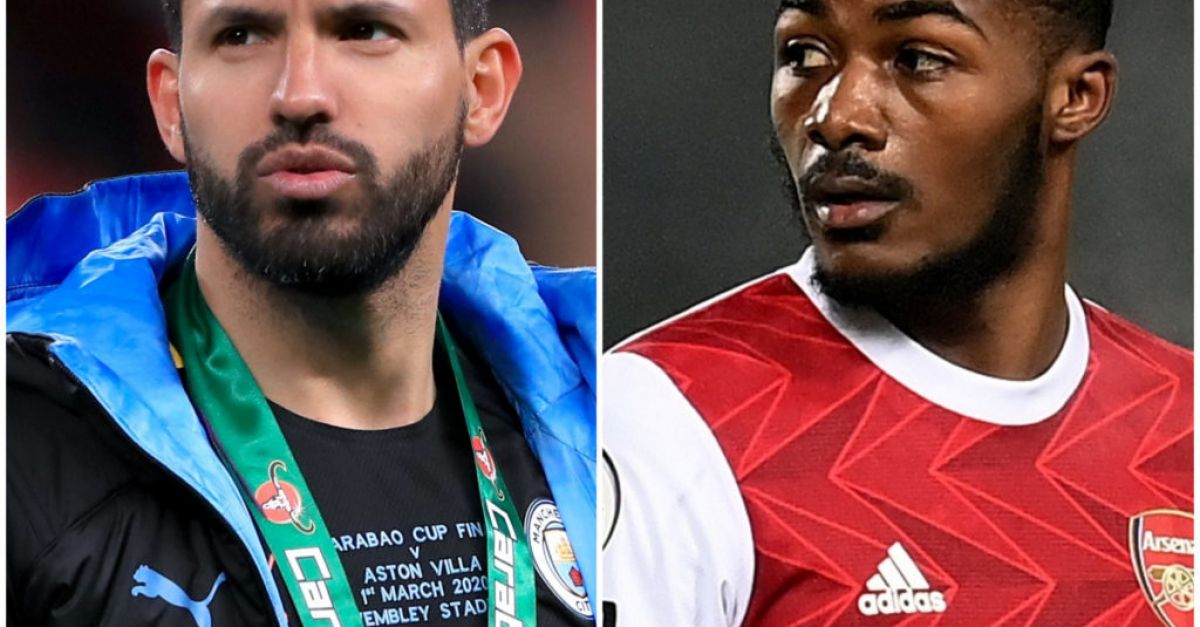 Chelsea looking at Aguero and Maitland-Niles keen to leave Arsenal | BreakingNews.ie