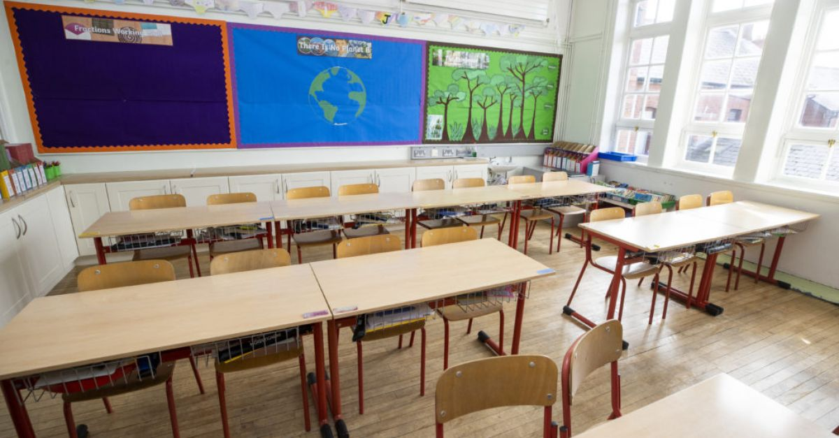 'Serious concerns' about Covid absence rates in Northern Ireland schools