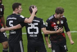 Wins For Bayern Munich And Real Madrid While Real Sociedad Lift Copa Del Rey