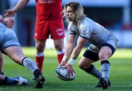 Sale Smash Scarlets As Aj Macginty Breaks Charlie Hodgson Record
