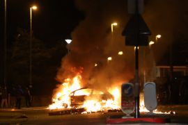 Violence On Northern Ireland Streets Again Despite Appeals For Calm