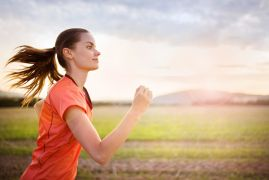 All The Best Bits About Running In The Springtime