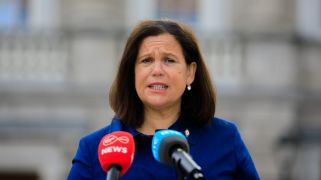Sinn Féin Maintains Huge Support In Latest Opinion Poll
