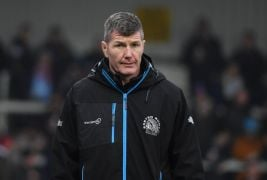 Rob Baxter Hopes Exeter Can Take Advantage Of Leinster's Inactivity