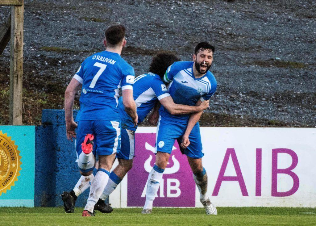 Late Webster goal sees Finn Harps dispatch Waterford in Ballybofey