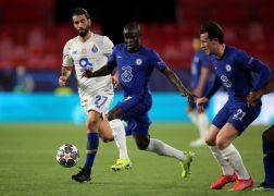 Chelsea Resist Porto To Reach Champions League Semi-Finals