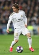 Luka Modric Would Prefer To Face 'Amazing' Anfield Atmosphere