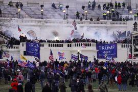 Major Failings Left Us Capitol Unprepared For Insurrection, Report Finds
