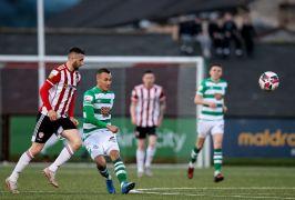 Watch: Graham Burke Scores From Halfway Line In Shamrock Rovers Win