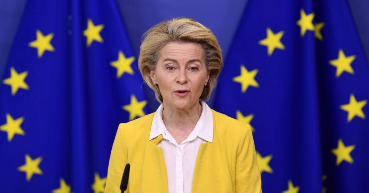 Von der Leyen optimistic vaccinated US tourists can visit EU