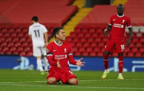Misfiring Liverpool Exit The Champions League