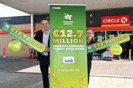 'A Dream Come True': Kilkenny Family Claims €12.7M Lotto Jackpot