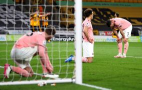 Sheffield United Relegated From Premier League After Defeat At Wolves