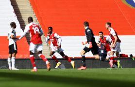 Eddie Nketiah's Stoppage-Time Strike Denies Fulham First Win At Arsenal