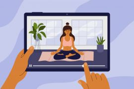 Things You Only Know If You're Brand New To Yoga