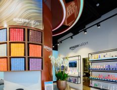 Amazon To Open Hair Salon In Uk To Trial Latest Technology