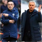 Maurizio Sarri Linked To Tottenham Manager Role