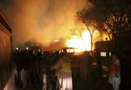 Four Killed In Bomb Attack At Luxury Pakistan Hotel