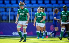 Griggs Names Irish Side To Face Italy In Six Nations Battle For Third