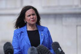 Mary Lou Mcdonald Denies Wrongdoing Over Sinn Féin Voter Database