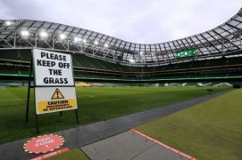 Euro 2020 Games Planned For Dublin Moved To St Petersburg