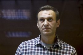 Russia's Navalny To End Prison Hunger Strike